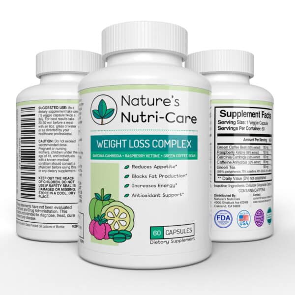 Garcinia Cambogia is perfect for weight loss because of its ability to reduce appetite and to block the conversion carbohydrates into fat cells. It helps control cravings so you eat less naturally without feeling hungry. No more feeling like you are starving yourself, you will feel full and satisfied without having a single bite. You can now enjoy the foods you want without filling yourself up extra calories.