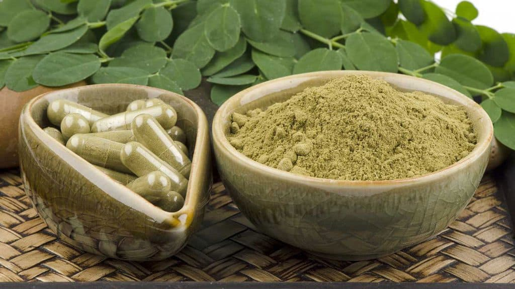 Moringa Oleifera's health benefits